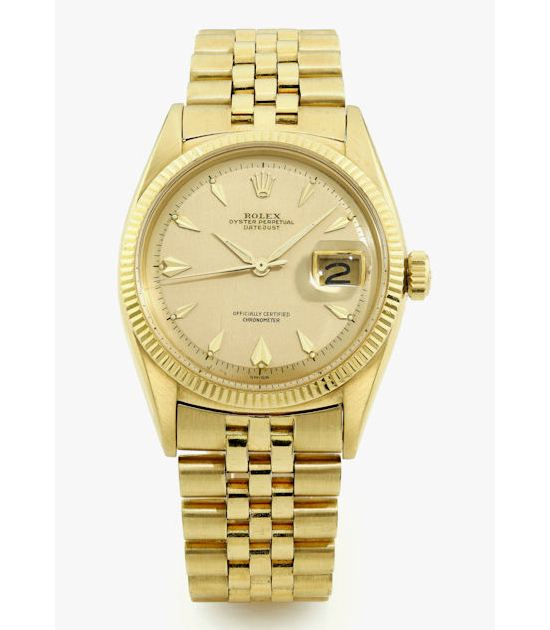 Rolex Datejust 6305/1 Konrad Adenauer Watch