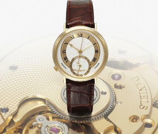 George Daniels Millenium Watch