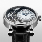 Speake-Marin Black Magister Vertical Double Tourbillon Watch
