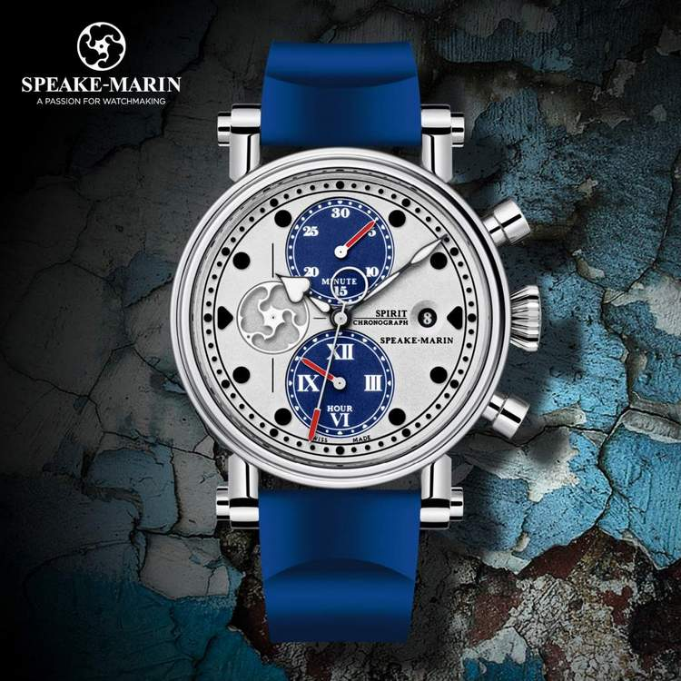 Speake-Marin Blue Spirit Seafire Watch