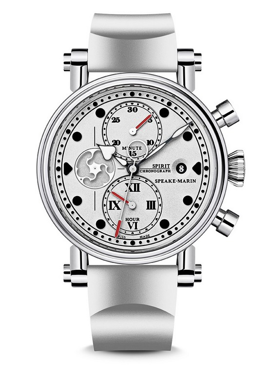 Speake-Marin White Spirit Seafire Watch