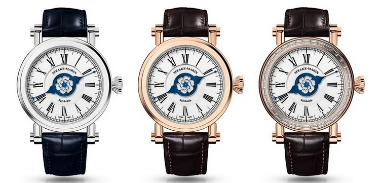 Speake-Marin Velsheda Family