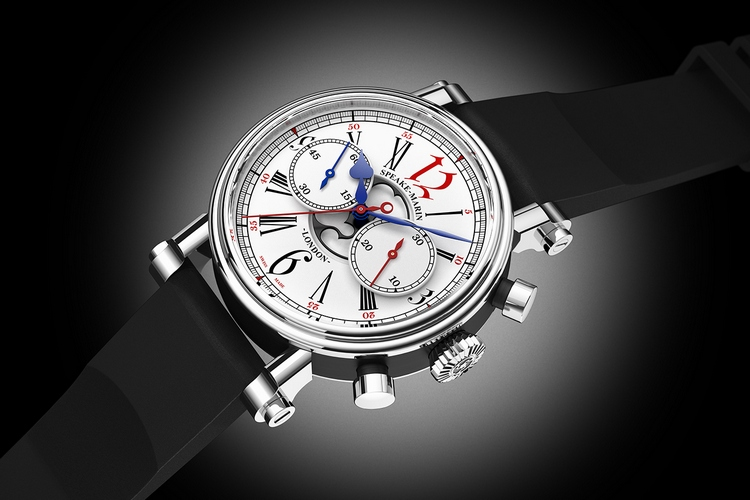 Speake-Marin London Chronograph Special Edition Watch