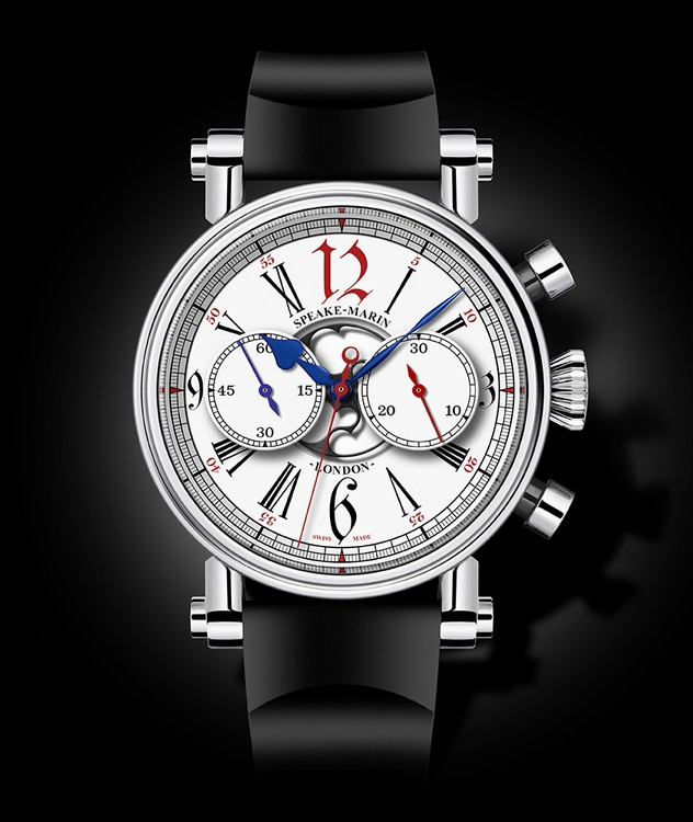 Speake-Marin London Chronograph Special Edition Watch Front