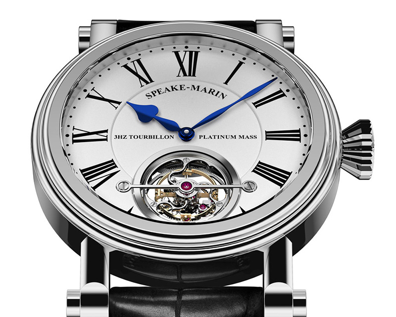 Speake-Marin Magister Tourbillon Watch
