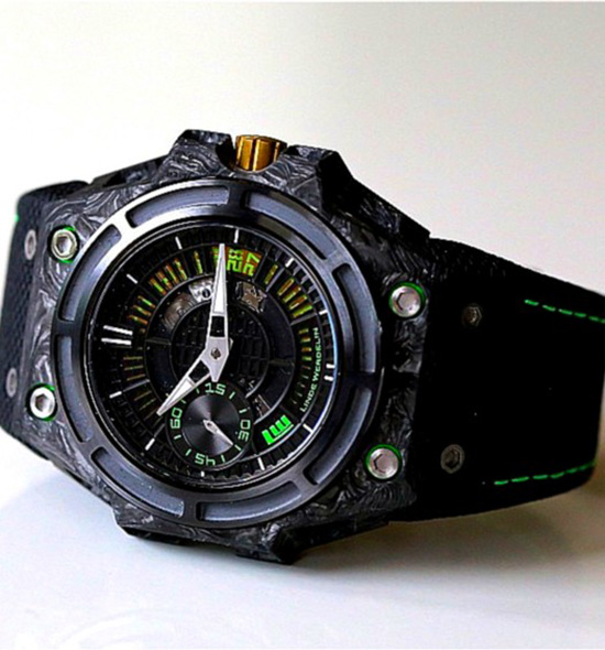 Linde Werdelin Spidolite II Tech Watch