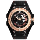 Linde Werdelin Spidolite II Tech Gold Watch