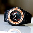 Linde Werdelin Spidolite II Tech Red Gold Watch