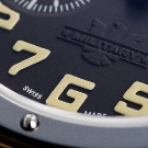 Steinhart Military 47 Watch Detail