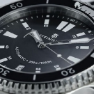 Steinhart Ocean Two Black Dial Watch Dial