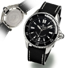 Steinhart Ocean Two Black Dial Watch