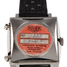 Steve McQueen Heuer Monaco Watch Caseback
