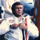 Steve McQueen Movie Lemans Heuer Monaco Watch
