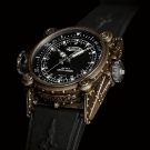 Strom Agonium Nethuns II Diving Watch Bronze