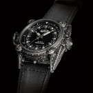 Strom Agonium Nethuns II Diving Watch Silver