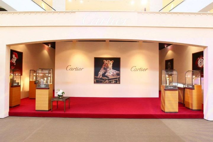 Cartier Timepieces Exhibition