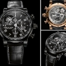 Graham Silverstone Torbillograph Full Black Watch