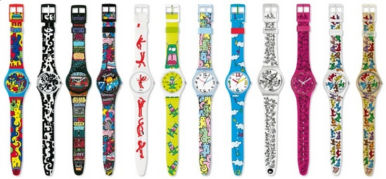 Swatch Creart