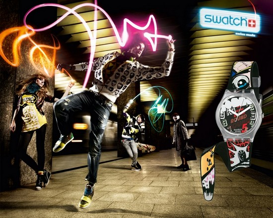 Swatch Street Painters