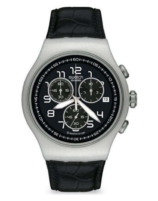 Swatch Irony Trapped Chronograph YOS428 Watch