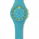 Swatch Chrono Plastic Watch - Acid Drop