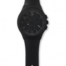 Swatch Chrono Plastic Watch - Black Efficiency