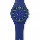 Swatch Chrono Plastic Watch - Blue C
