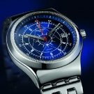 Swatch Sistem51 Irony Boreal Watch Dial