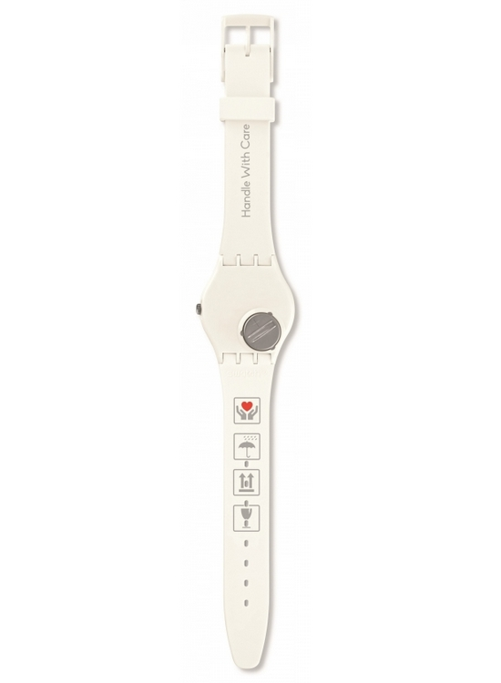 Swatch Tender Present GZ300 Watch Back