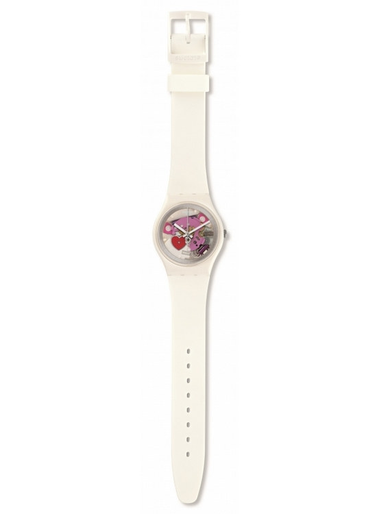 Swatch Tender Present GZ300 Watch Front