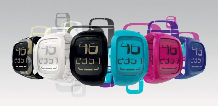 Swatch Touch 2011 Collection