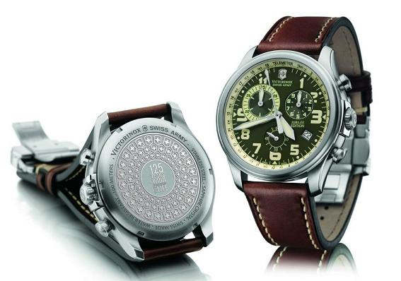 Victorinox Swiss Army Infantry Watch Jubilee Edition