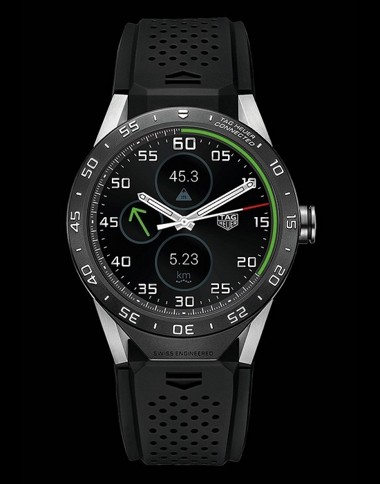 TAG Heuer Connected Watch Black