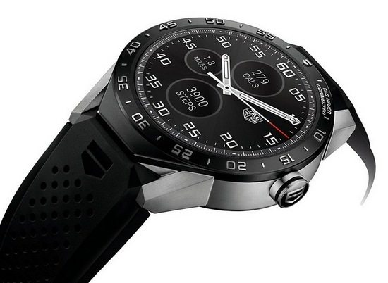 TAG Heuer Connected Watch - Dial