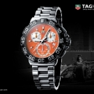 Tag Heuer Formula 1 Chronograph Orange Watch