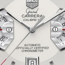 Tag Heuer Grand Carrera Calibre 17 Chrono Watch Dial Detail