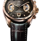 Tag Heuer Grand Carrera Calibre 17 Rosegold Chrono Watch
