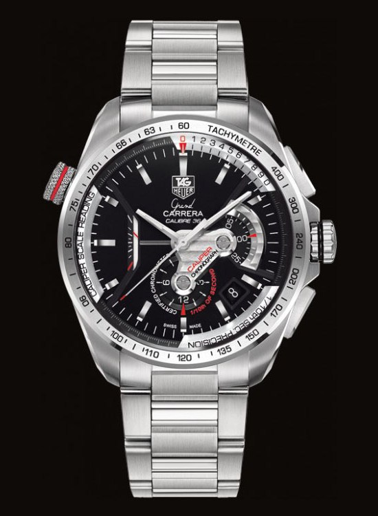 fa60fc18d269f Tag Heuer Grand Carrera Calibre 36 RS Caliber Chronograph Watches ...