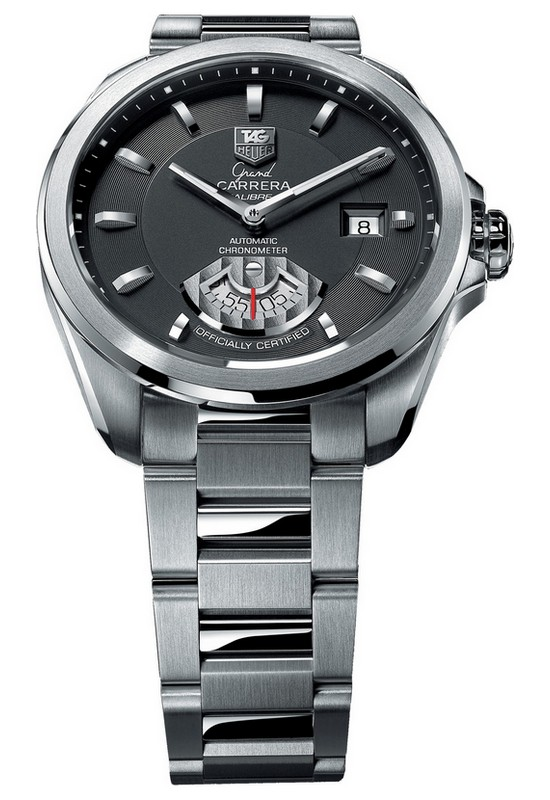 3548a7b85ae Tag Heuer Grand Carrera Calibre 6 RS Watch | Watch Review