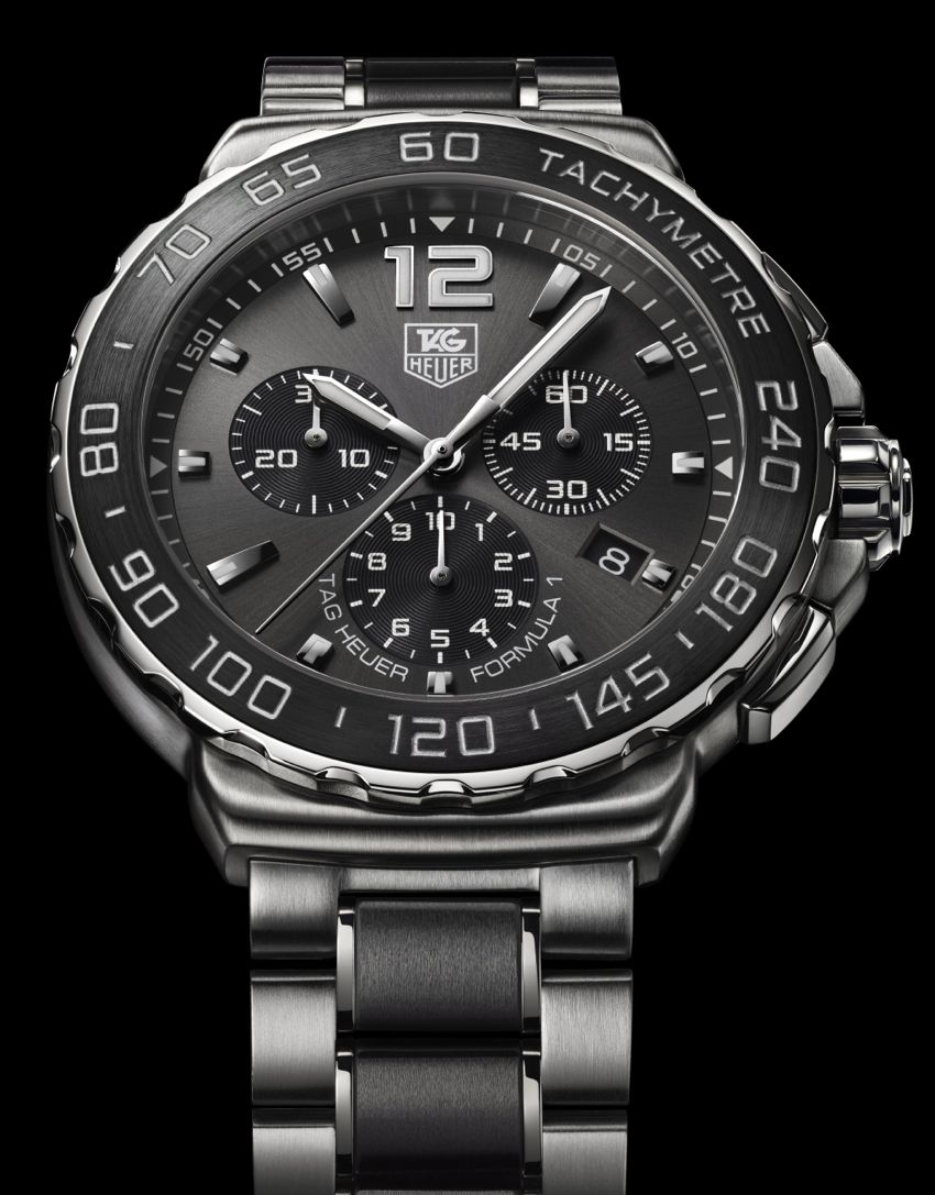 Tag Heuer Formula One Chronograph Ceramic Watch
