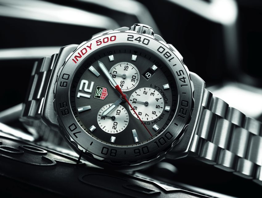Tag Heuer Formula One Chronograph Indy 500 Watch
