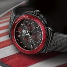 Tag Heuer Formula One Chronograph Black Red Bezel Watch