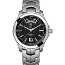 Tag Heuer Link Calibre 5 Day-Date Watch 2010