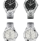 Tag Heuer Link Calibre 5 Day-Date Watches