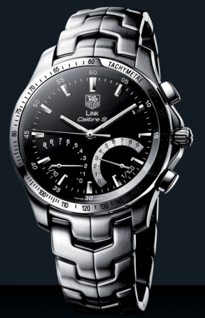 Tag Heuer Link Calibre S Chronograph Watch Watch Review