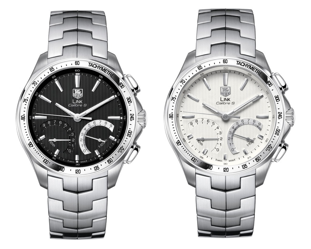 Tag Heuer Link Calibre S Chronograph Watch Updated 2011