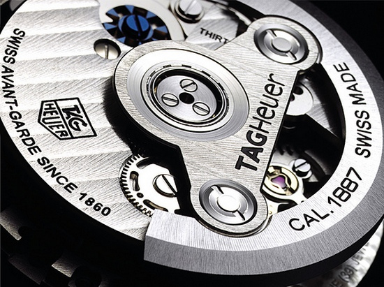 Tag Heuer Calibre 1887