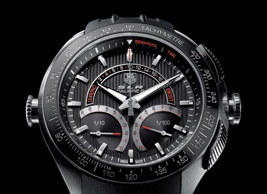 Tag Heuer SLR Laptimer Calibre S Watch