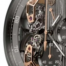 TAG Heuer MikrotourbillonS Chronograph Watch Dial