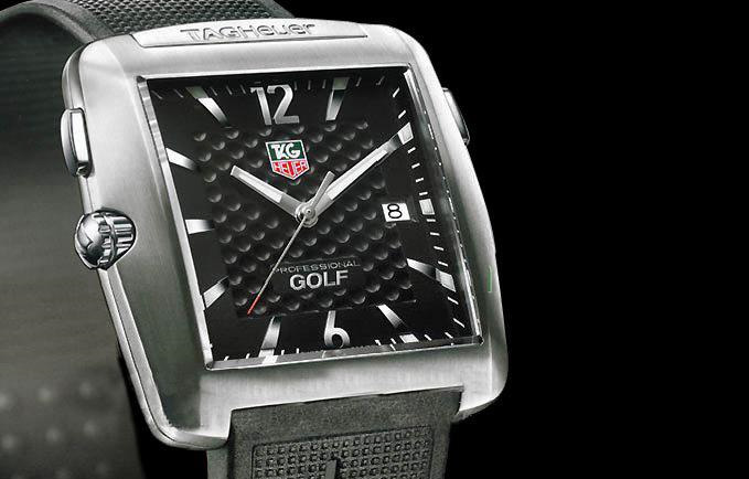 Tag Heuer Professional Golf Watch Watch Review